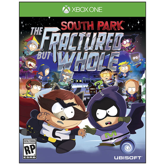 PRE-ORDER: Xbox One South Park: The Fractured But Whole