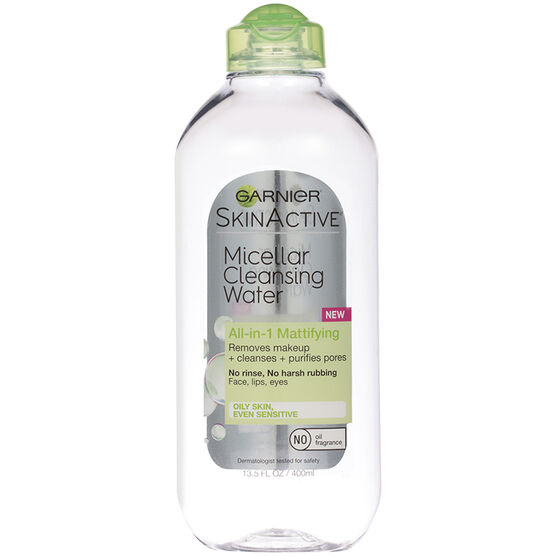 Garnier SkinActive Micellar Cleansing Water - Oily Skin - 400ml