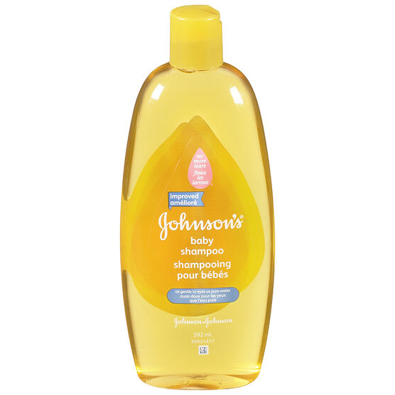 Johnson & Johnson Baby Shampoo - 592ml