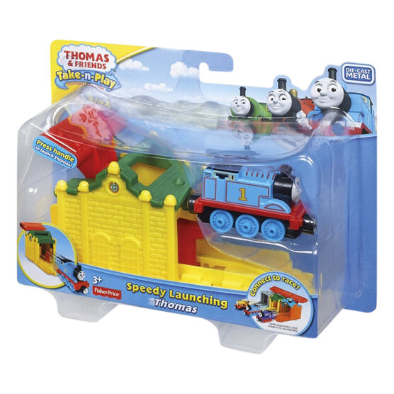 Fisher Price Thomas & Friends Take-N-Play Launcher Engines - Assortment