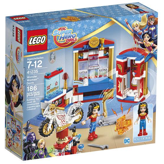 Lego Super Hero Wonder Woman Dorm - 41235