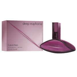 Calvin Klein Deep Euphoria Fresh Eau de Toilette Spray - 50ml