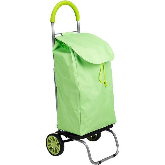 London Drugs Shopping Cart - Green