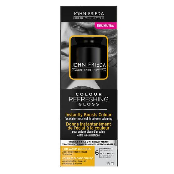 John Frieda Colour Refreshing Gloss - 177ml