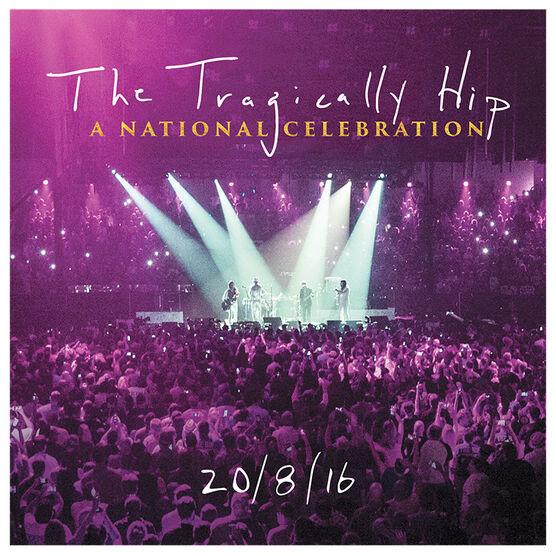 The Tragically Hip: A National Celebration - DVD