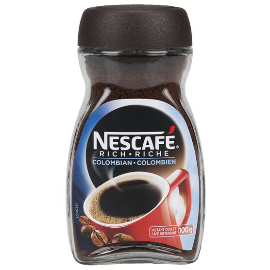 Nescafe Coffee - Columbian - 100g