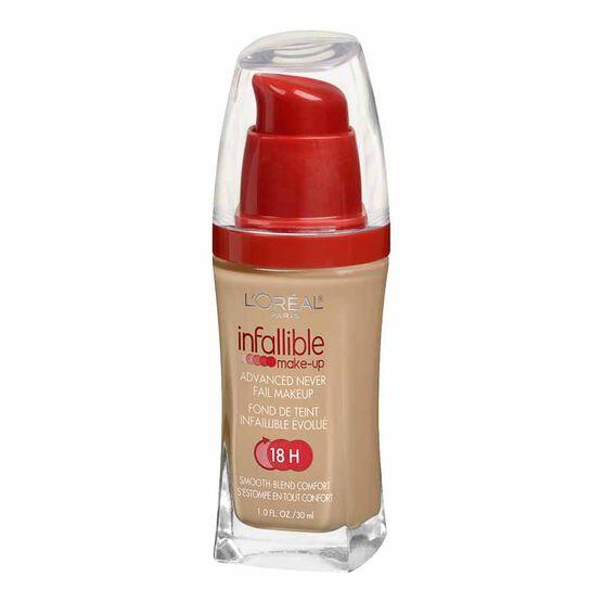 L'Oreal Infallible Never Fail Makeup - Creamy Natural
