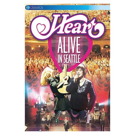 Heart: Alive in Seattle - DVD