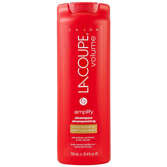 LaCoupe Volume Shampoo - Amplify - 750ml