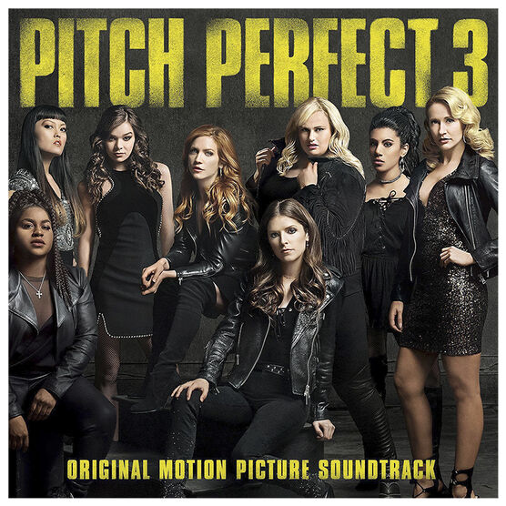 Soundtrack - Pitch Perfect 3 - CD