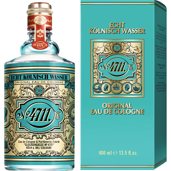 4711 Original Eau de Cologne Splash - 400ml