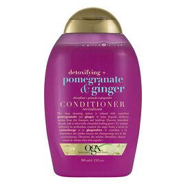 OGX Detoxifying + Pomegranate & Ginger Conditioner - 385ml