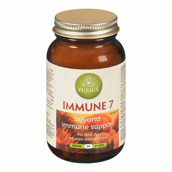Purica Immune 7 Capsules - 60's