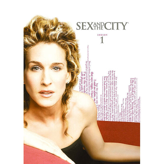 Sex and the City: Season 1 - DVD