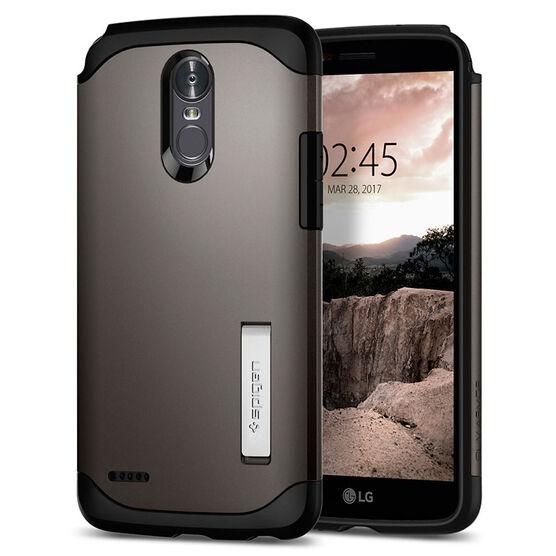 Spigen Slim Armor Case for LG Stylo 3 Plus - Gunmetal - SGPA22CS21748
