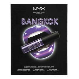 NYX Professional Makeup Wanderlust City Set