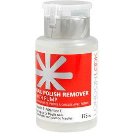 London Look Nail Polish Remover with Pump - Regular Nails - 175ml