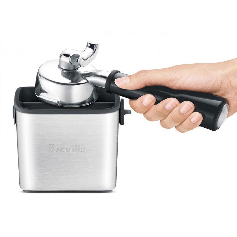 breville espresso knock box mini brebes001xl