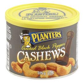 Planters Cashews - Cracked Black Pepper - 225g