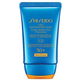 Shiseido Ultra Sun Protection Cream SPF 50+ Wetforce - 50ml