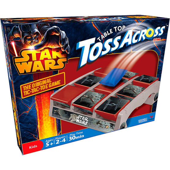 Star Wars Tabletop Toss Across Game