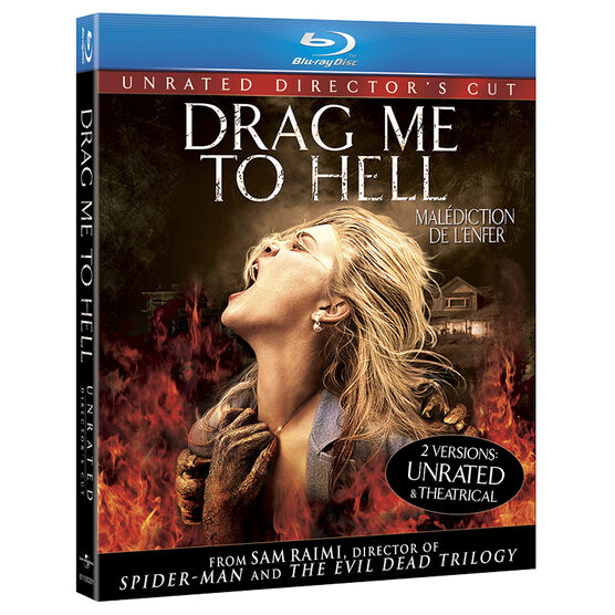Drag Me To Hell (2-Disc Set) - Blu-ray