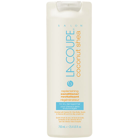 LaCoupe Coconut Shea Conditioner - Replenishing - 750ml