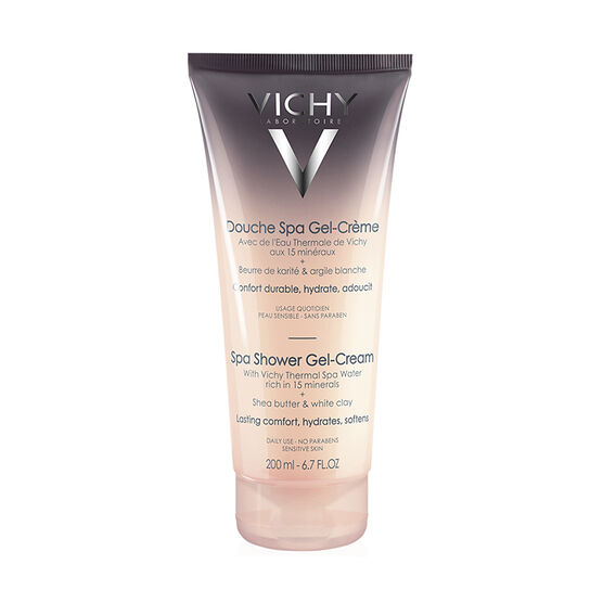 Vichy Ideal Body Spa Shower Gel-Crean - 200ml