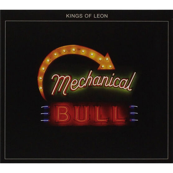 Kings of Leon - Mechanical Bull - CD