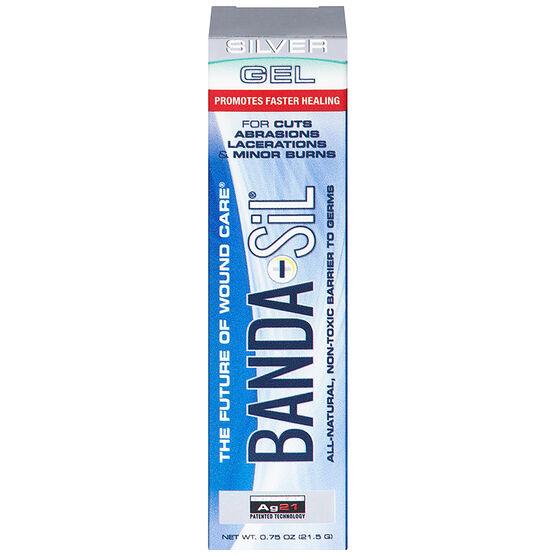 Banda-Sil Silver Gel Wound Care - 21.5g