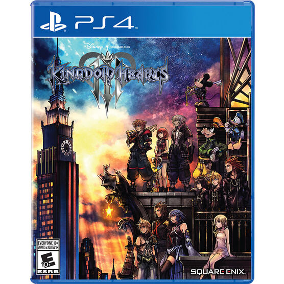 PRE-ORDER: PS4 Kingdom Hearts III