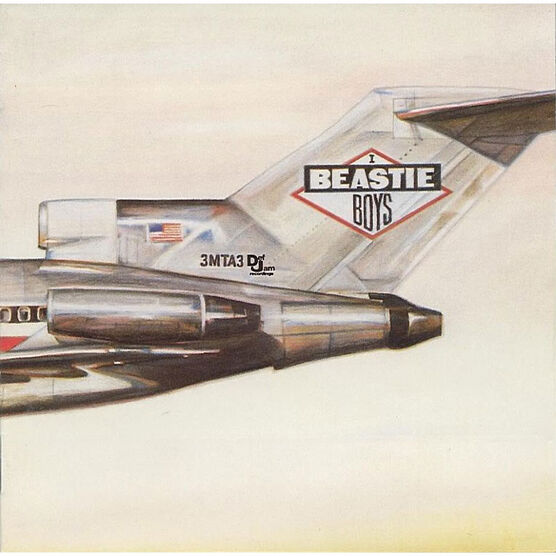 The Beastie Boys - Licensed To Ill - Vinyl