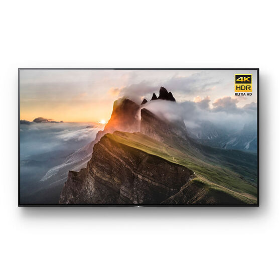sony 65. sony 65-in oled 4k uhd hdr smart android tv - xbr65a1e 65