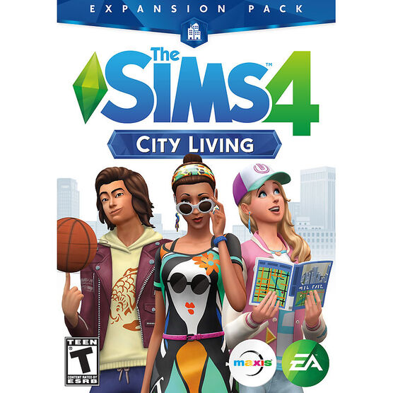 PC The Sims 4 City Living
