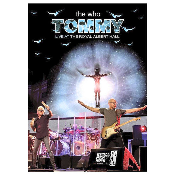 The Who - Tommy: Live at the Royal Albert Hall - DVD
