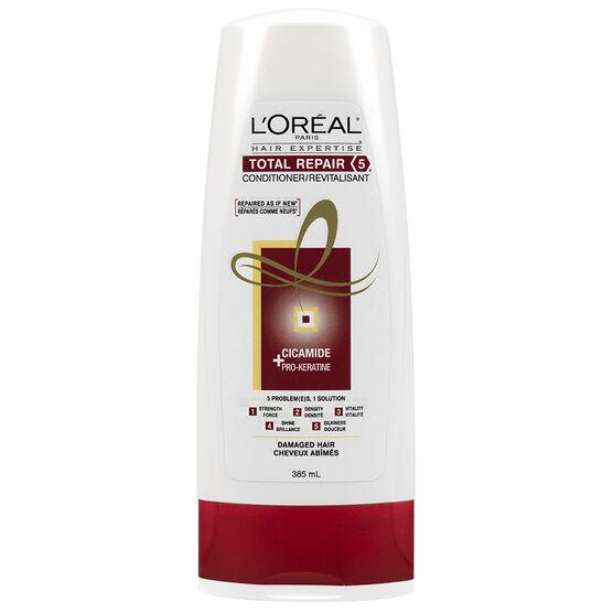 L'Oreal Total Repair 5 Conditioner - 385ml