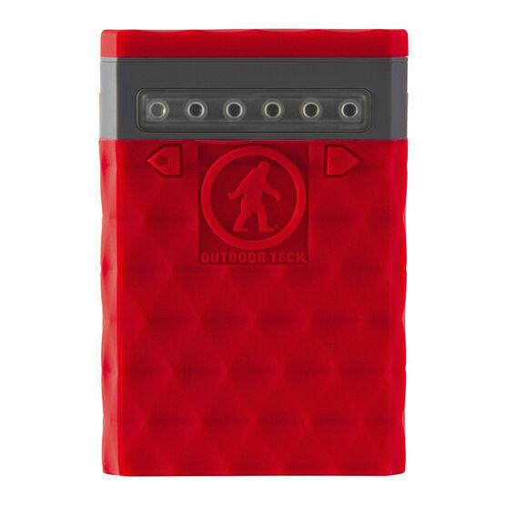 Outdoor Tech Kodiak Plus 2.0 Power Bank - Red - OT2650R