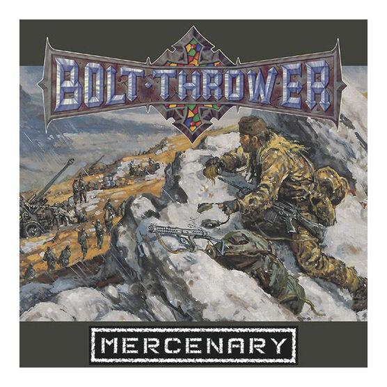 Bolt Thrower - Mercenary - Vinyl