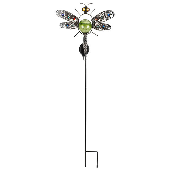 Fusion Solar Stake Light - Dragonfly - Assorted