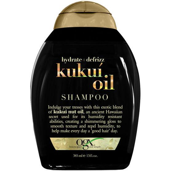 OGX Kukui Oil Shampoo - 385ml