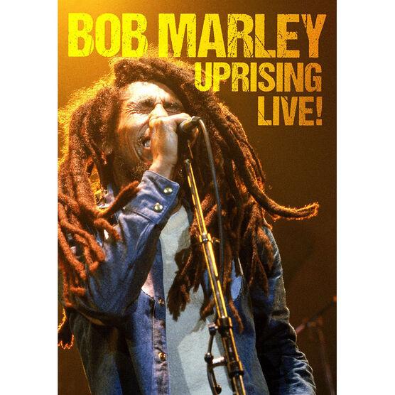 Bob Marley - Uprising: Live - DVD