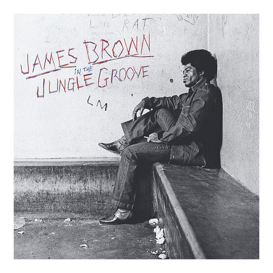 James Brown - In The Jungle Groove - Vinyl