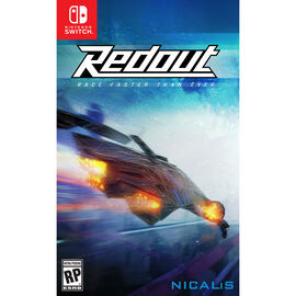 PRE ORDER: Nintendo Switch Redout