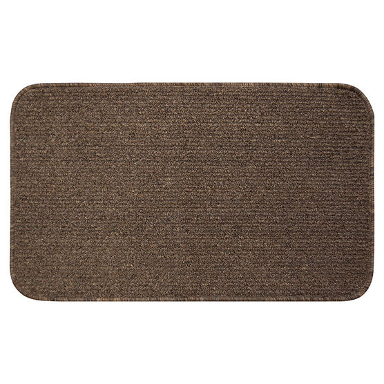 Multy Home Brooklyn Solid Indoor Mat - Natural - 3x4 feet