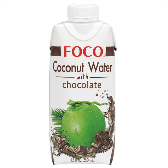 Foco Coconut Water with Chocolate - 330ml