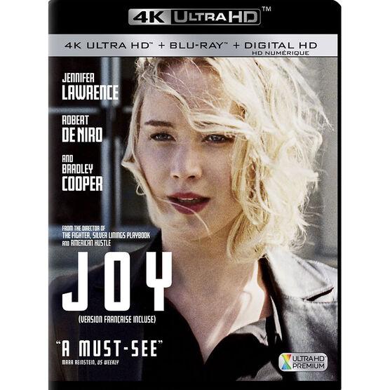 Joy - 4K UHD Blu-ray