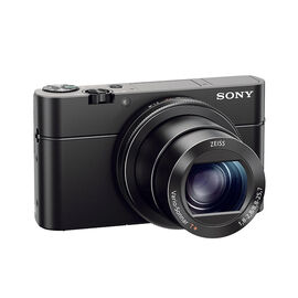 Sony Cyber-shot RX100 IV - Black -DSCRX100M4