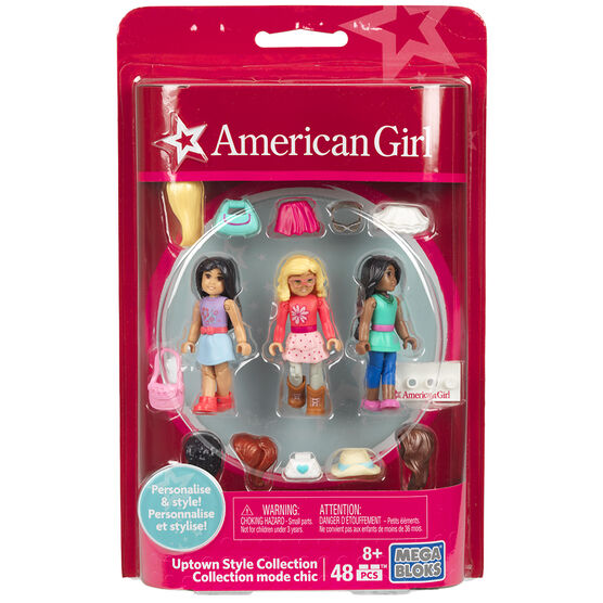 Mega Bloks American Girl Figure Pack - Assorted - DRL02