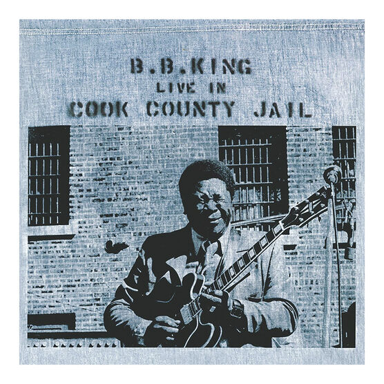 B.B. King - Live in Cook County Jail - Vinyl