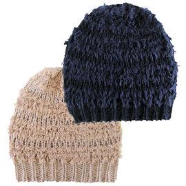 Point Zero Ladies Knit Toque - Assorted